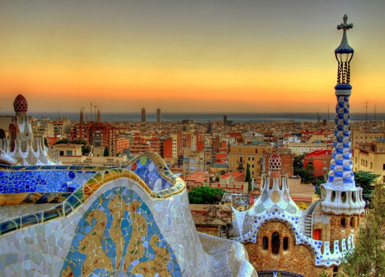 Summer 2020: living in a new normal Barcelona